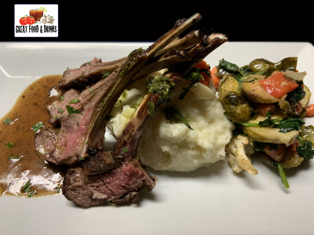 Lamb Chops. Restaurants, Restaurant Consultants